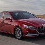 Info Hyundai Elantra 2021 USA