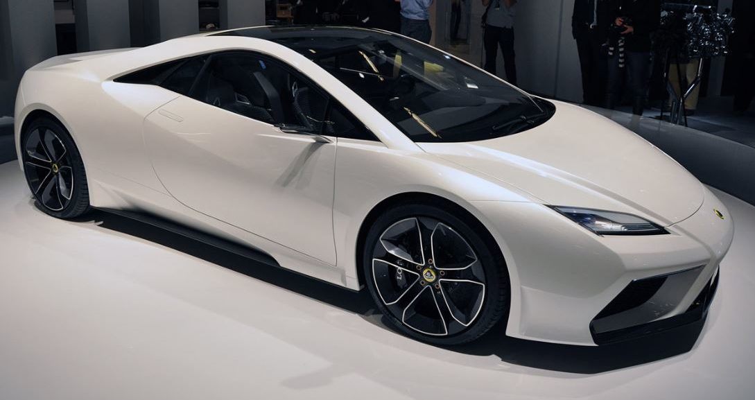 2021 Lotus Esprit V6 Hybrid feature image