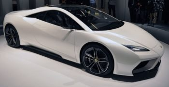 2021 Lotus Esprit V6 Hybrid feature image