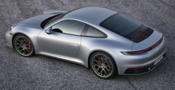 911 Hybrid Porsche is coming Soon