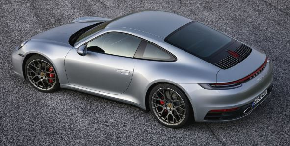 911 Hybrid Porsche is coming Soon