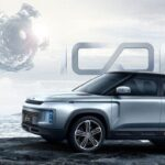 Geely's SUV ICON with Technology that Protect against Corona Virus
