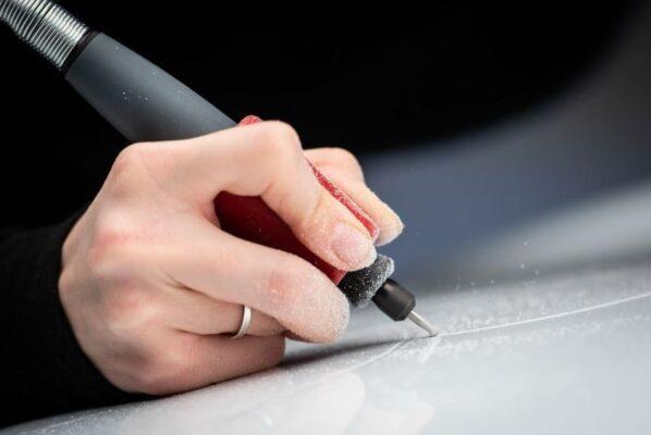 Lexus Tattoed SUV Craftmenship done by Hands