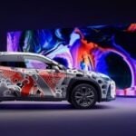 Lexus Tribute to Takumi Craftsmanship with Lexus world first Tattooed Car