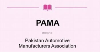 PAMA- Pakistan Automobile Manufacturers Association