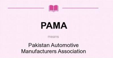 PAMA- Pakistan Automobile Manufacturers Association