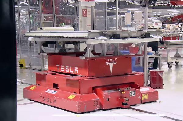 Telsa's Smart Carts