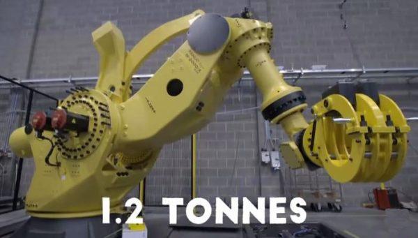 Tesla's-FANUC-2000-Robots-