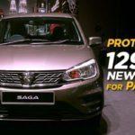 Proton saga Sedan will have 1299cc Instead of 1322 cc Engine for Pakistani Market