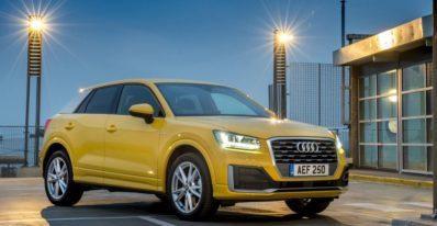 2020 Audi Q2 feature image