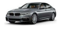 Info BMW 5 Series 540i 2020