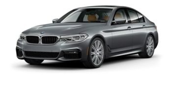 2020 BMW 5 Series feature image