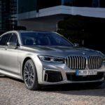 Info BMW 7 Series M760i xDrive 2020 USA