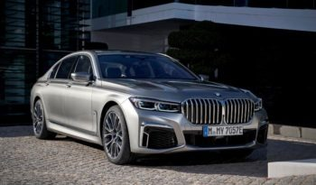 2020 BMW 7 Series feature image