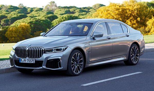 2020 BMW 7 Series title image