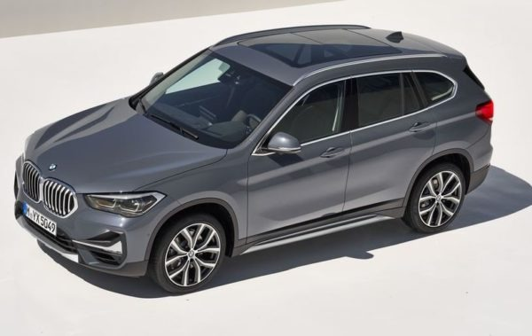 2020 BMW X1 Series beautiful view