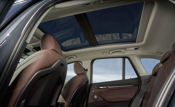 2020 BMW X1 Series panoramic view