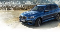 Info BMW X3 Series M40i 2020