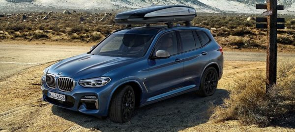 2020 BMW X3 Series Practicality at peak
