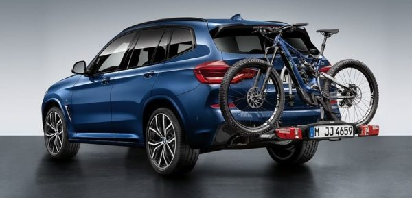 2020 BMW X3 Series Sporty and Adventurous