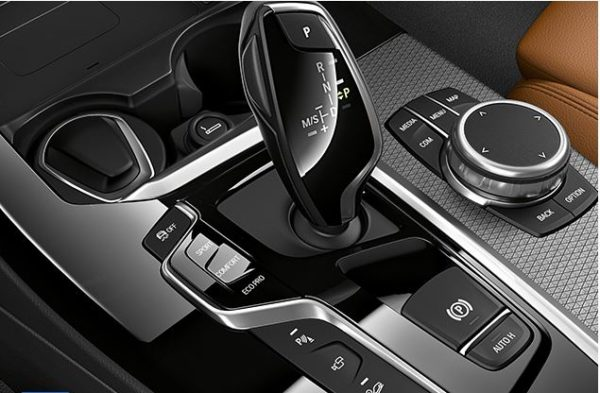 2020 BMW X3 Series Transmission View