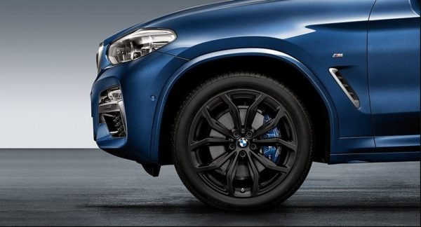 2020 BMW X3 Series other wheels options