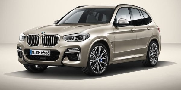 2020 BMW X3 Series title image