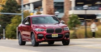 2020 BMW X4 feature image