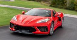 Info Chevrolet Corvette 2LT 2020 USA