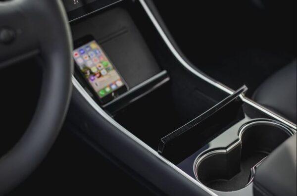 2020 Tesla Model 3 interior space
