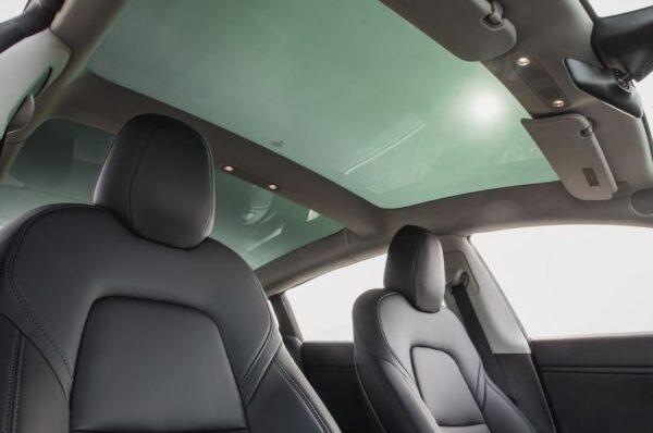 2020 Tesla Model 3 panoramic view