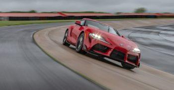 2020 Toyota Supra feature image