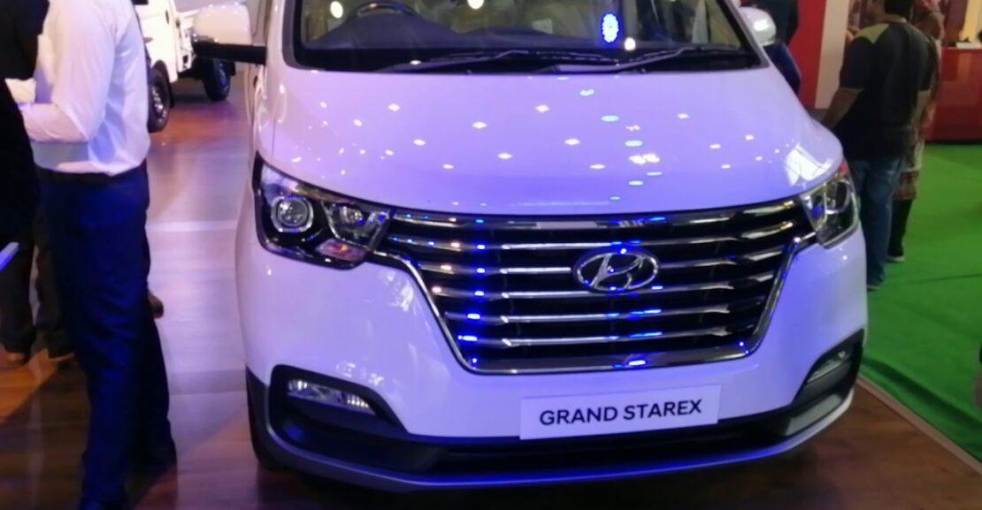 2020 hyundai grand starex interior exterior walk around video oYyt5dqQXyc