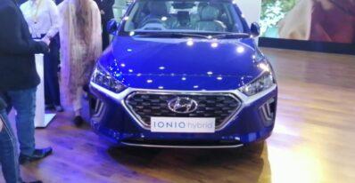 2020 hyundai ioniq hybrid interior exterior walk around video YElzirJWfUM