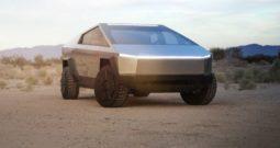 Info Tesla Cyber Truck Tri Motor 2022 USA
