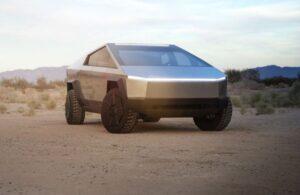 2021 Tesla Cyber Truck feature image