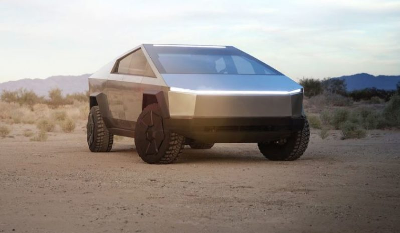 2021 Tesla Cyber Truck feature image
