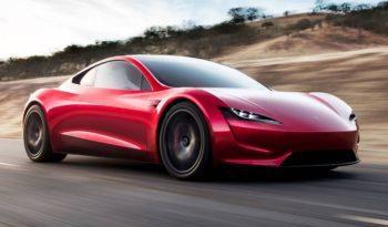 2021 Tesla Roadster feature image