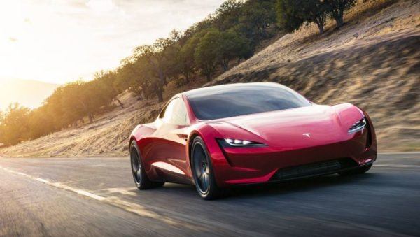2021 Tesla Roadster title image