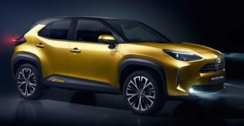 2021 Toyota Yaris Cross feature image