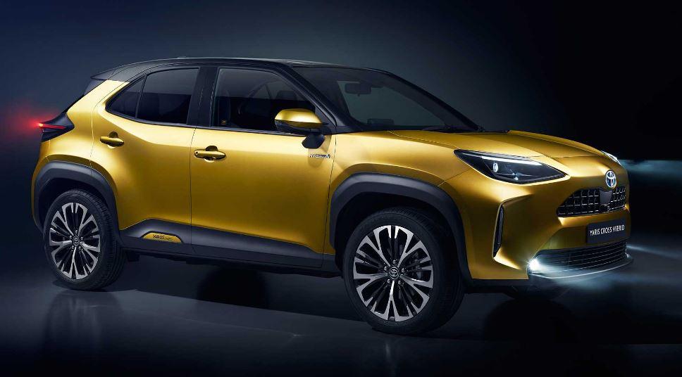2021 Toyota Yaris Cross feature image