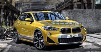 BMW X2 Series SUV feature Image 1