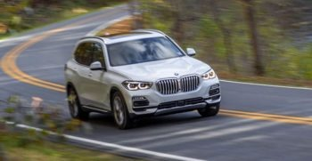 BMW 5 Series xDrive40i feature image