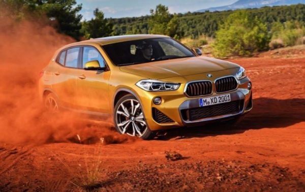 BMW X2 Series SUV title image