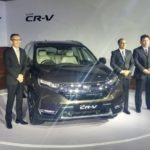 Honda Updated CRV to Comply with BS6 Standards in India