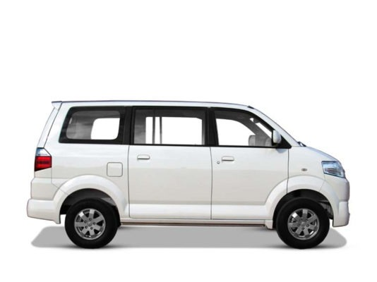 Suzuki APV Side View