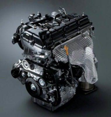Suzuki APV engine