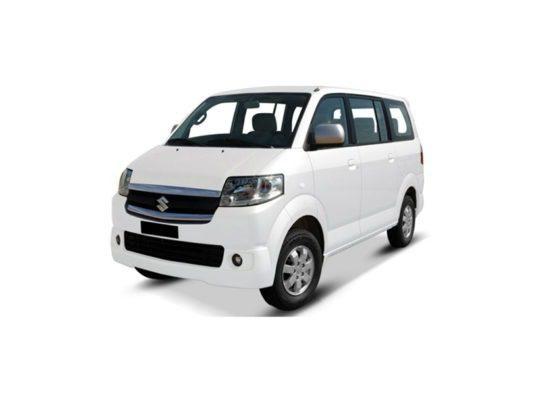 Suzuki APV front view