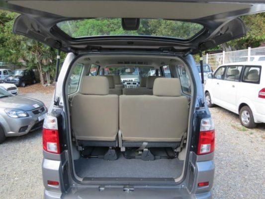 Suzuki APV luggage Area
