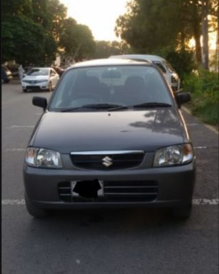 Suzuki Alto VX VXR front View